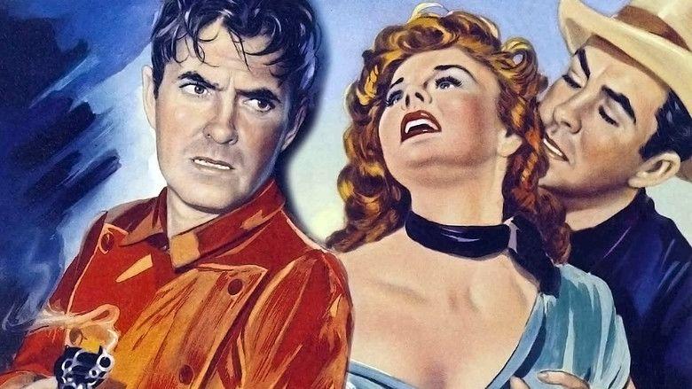 Rawhide (1951 film) movie scenes