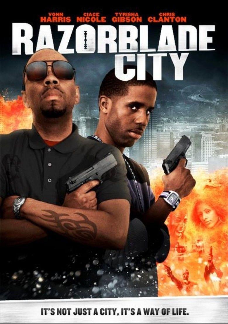 Razorblade City movie poster