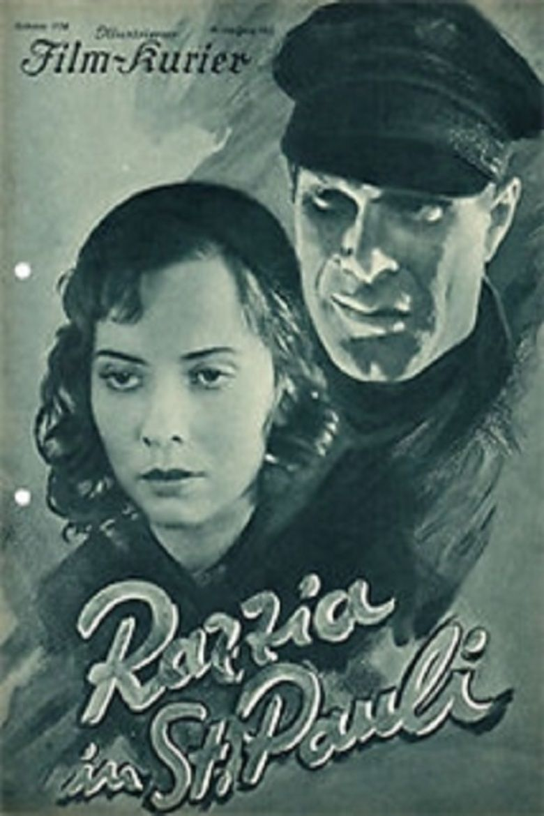 Razzia in St Pauli movie poster