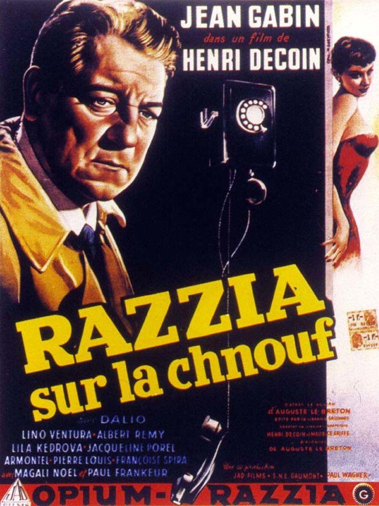 Razzia sur la chnouf movie poster