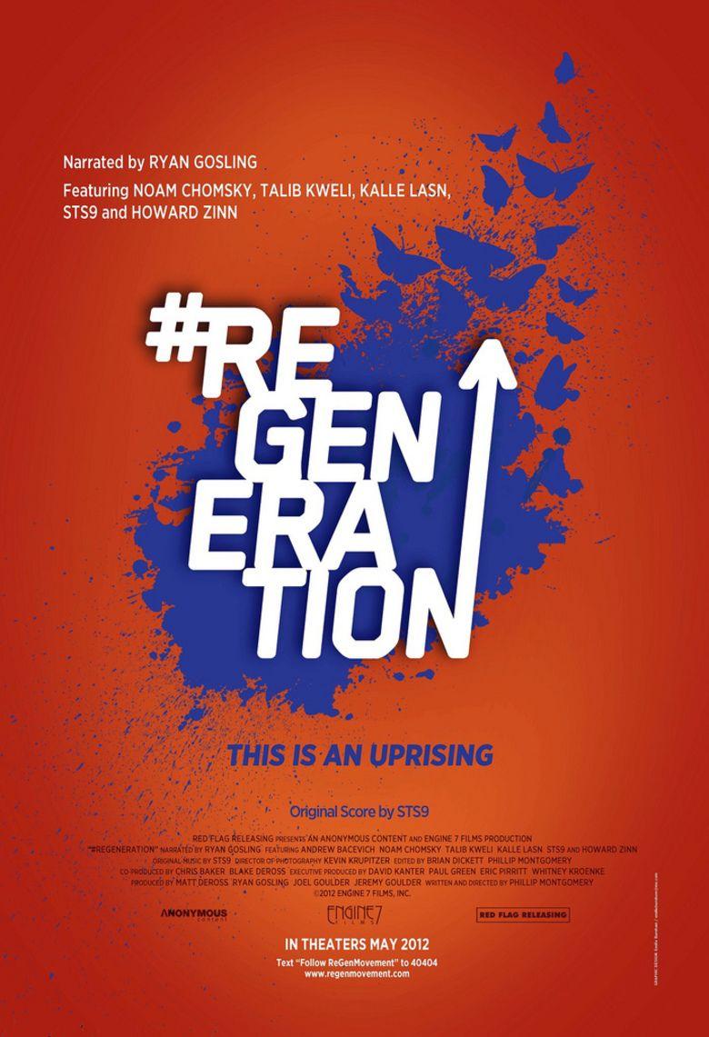 ReGeneration (2010 film) movie poster