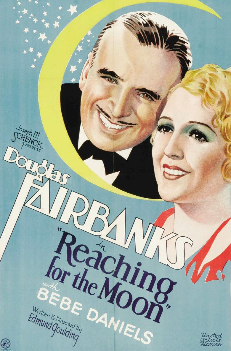 Reaching for the Moon (1930 film) movie poster