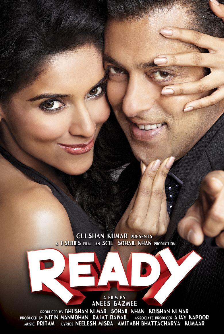 Ready (2011 film) movie poster