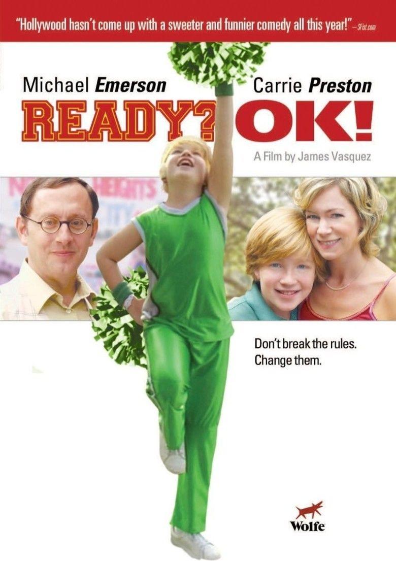 Ready OK! movie poster