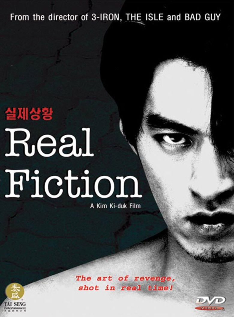 Real Fiction movie poster