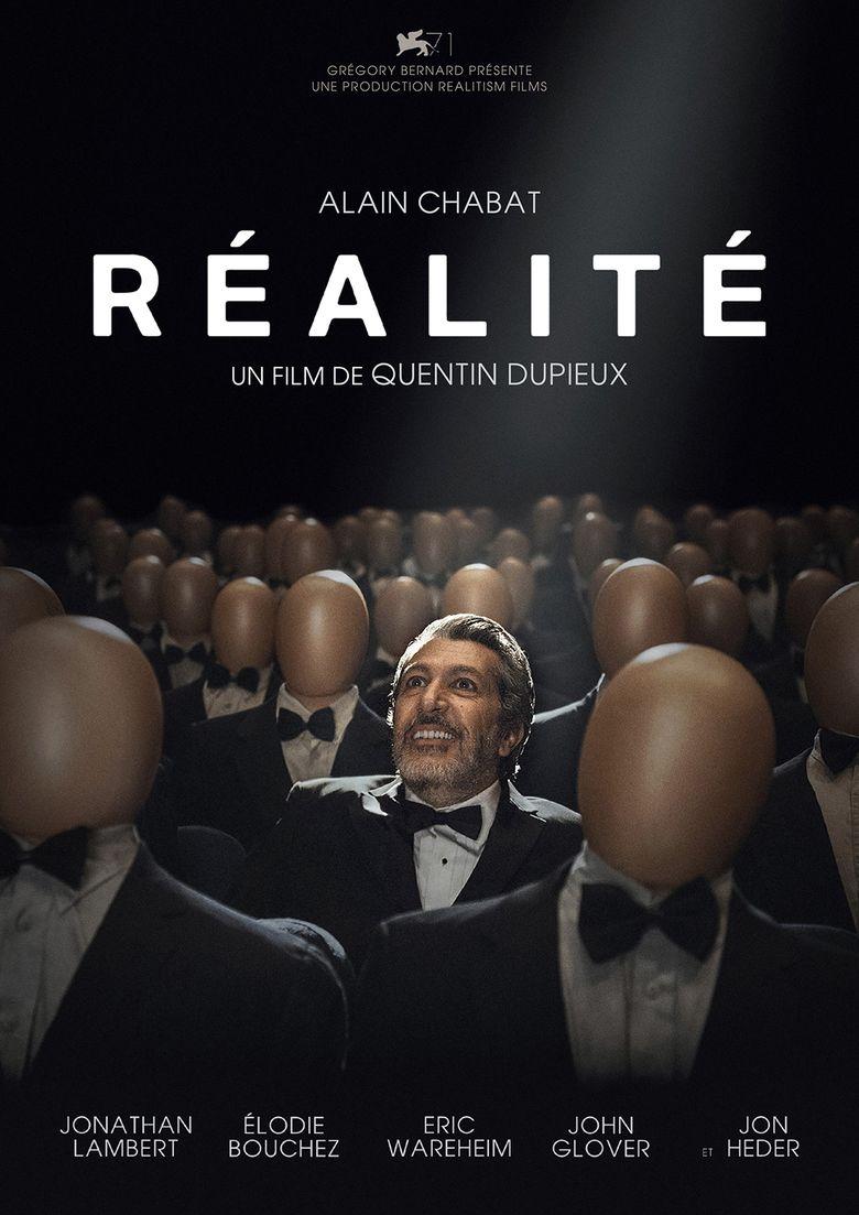 Reality (2014 film) movie poster