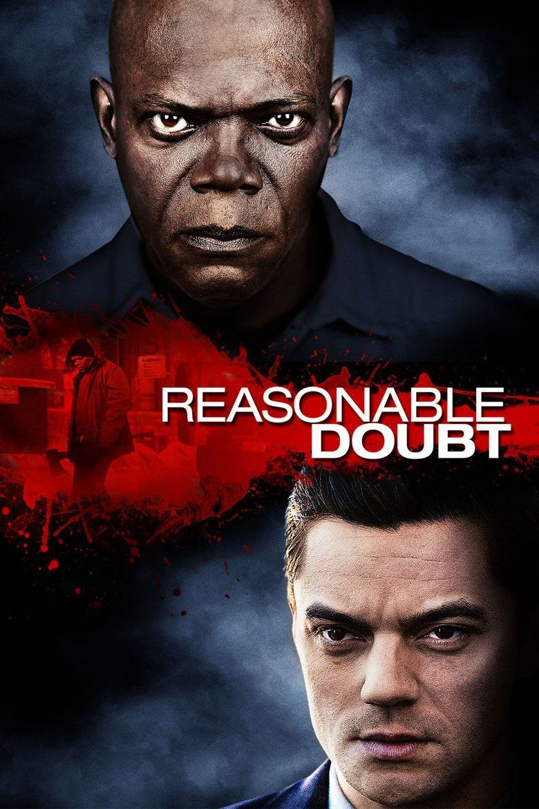 Reasonable Doubt (2014 film) movie poster