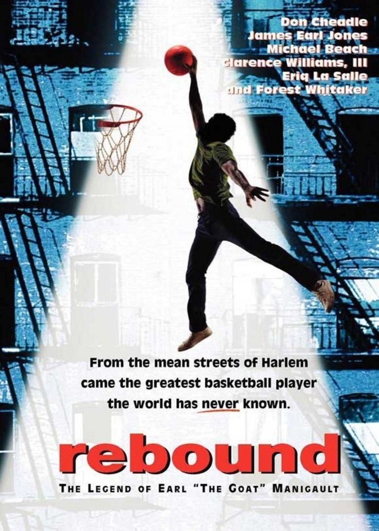 Rebound: The Legend of Earl The Goat Manigault movie poster