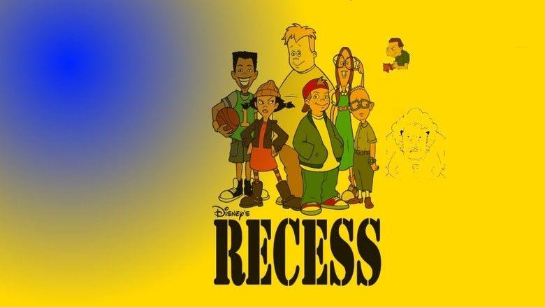Recess: Schools Out movie scenes