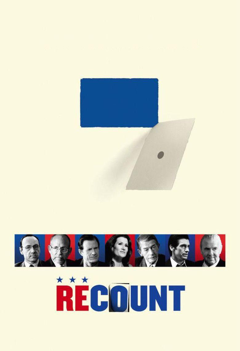 Recount (film) movie poster