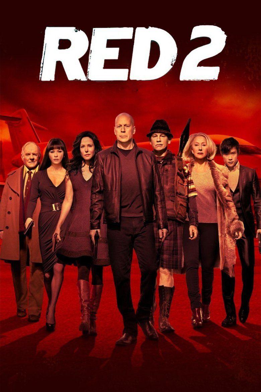 Red 2 (film) movie poster