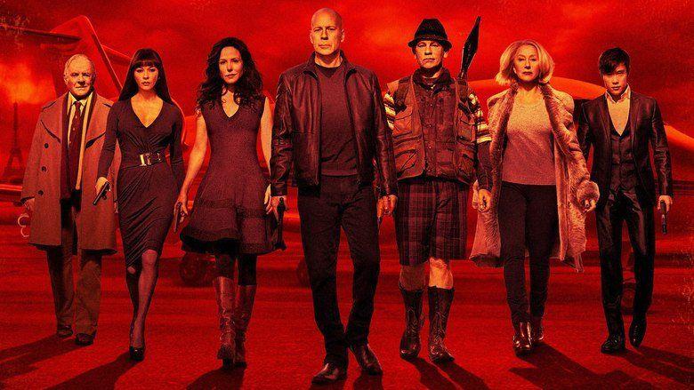 Red 2 (film) movie scenes