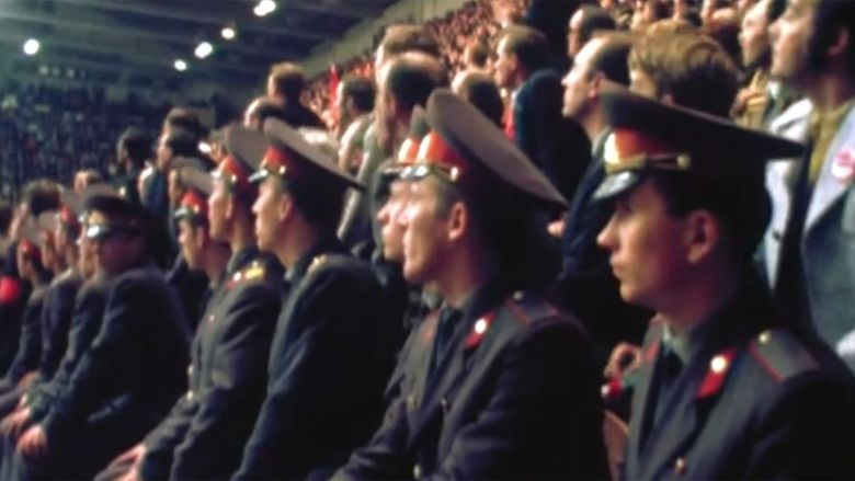 Red Army (film) movie scenes