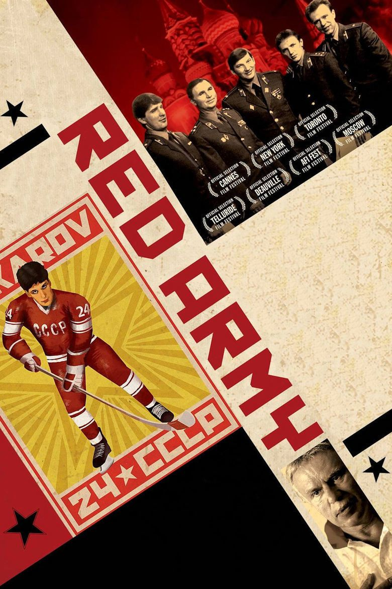 Red Army (film) movie poster