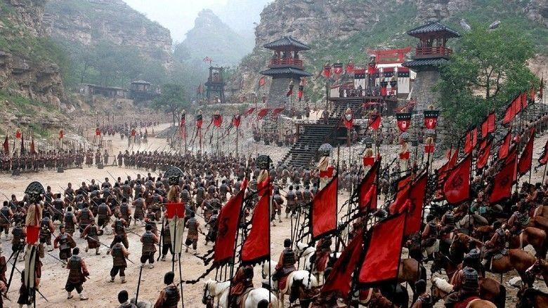 Red Cliff (film) movie scenes
