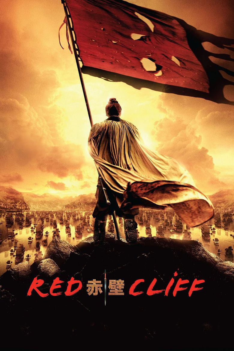 Red Cliff (film) movie poster