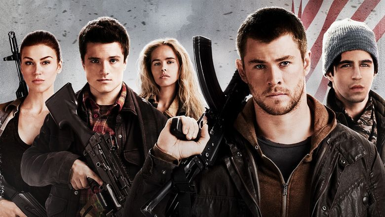 Red Dawn (2012 film) movie scenes