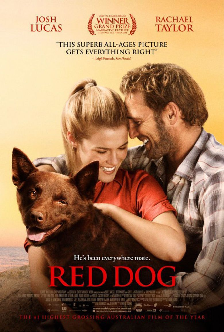 Red Dog (film) movie poster