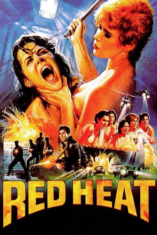 Red Heat (1985 film) movie poster