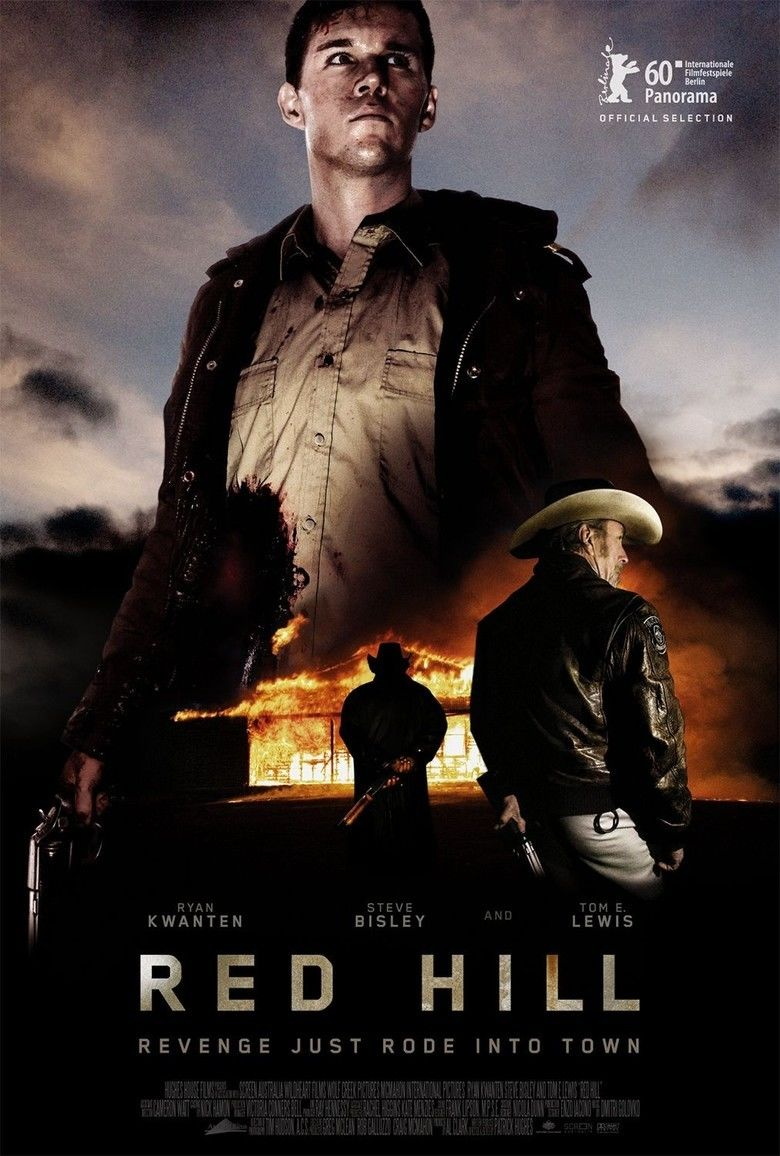 Red Hill (film) movie poster