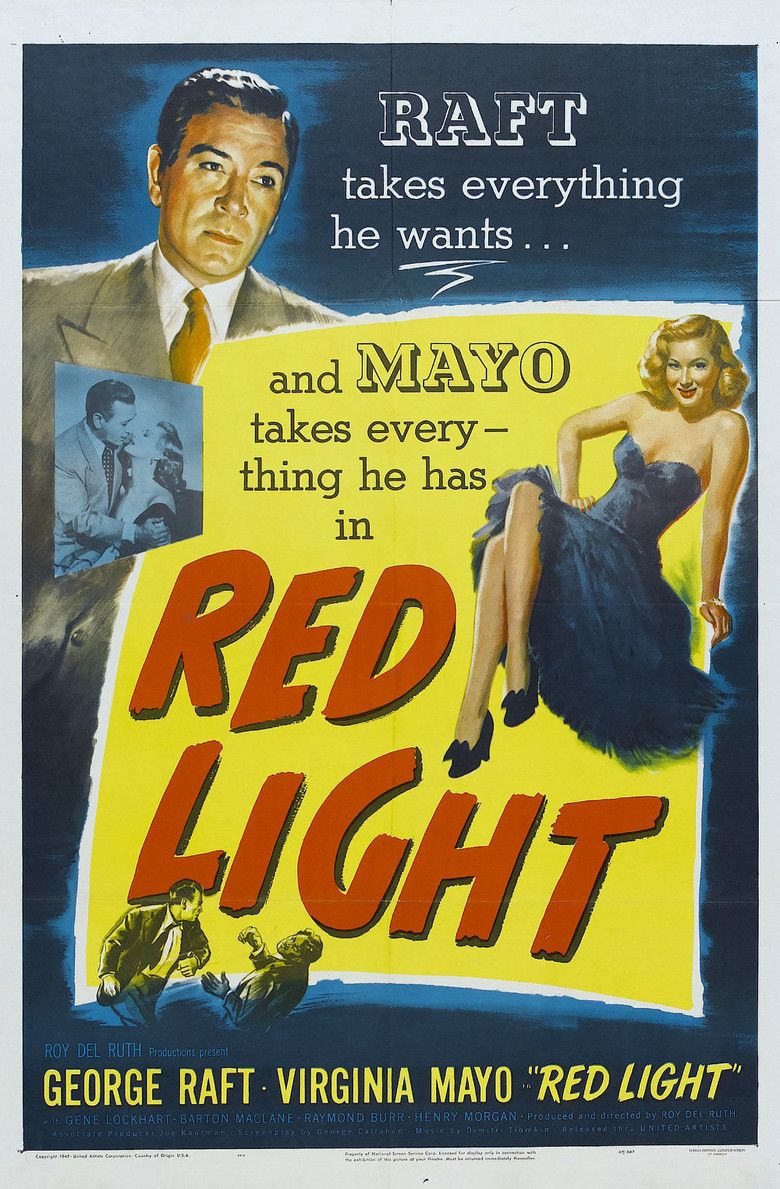 Red Light (film) movie poster
