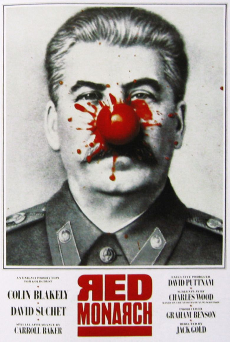 Red Monarch movie poster