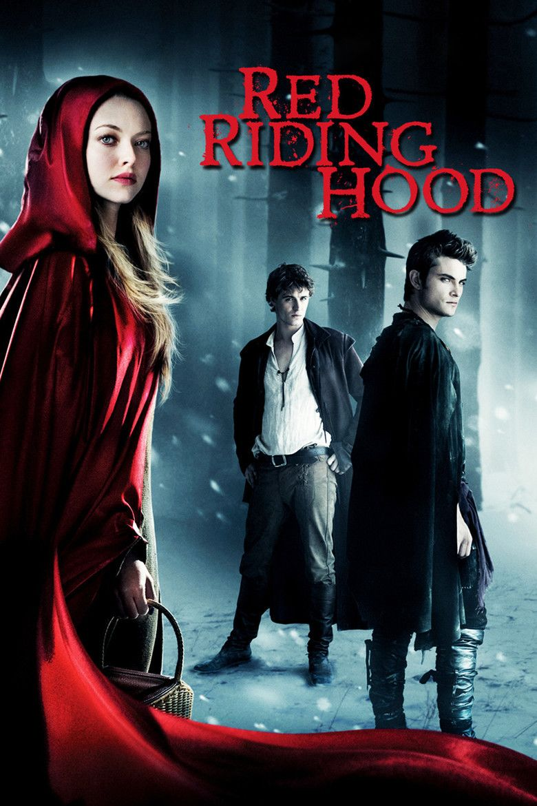 Red Riding Hood (2011 film) movie poster