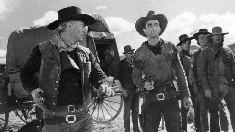 Red River (1948 film) movie scenes