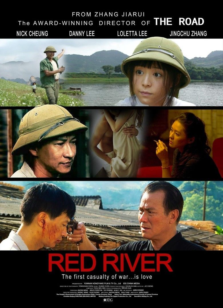 Red River (2009 film) movie poster