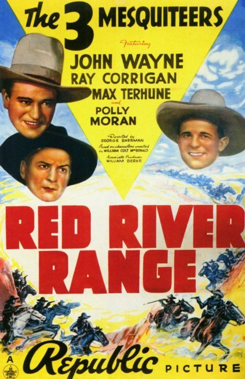 Red River Range movie poster