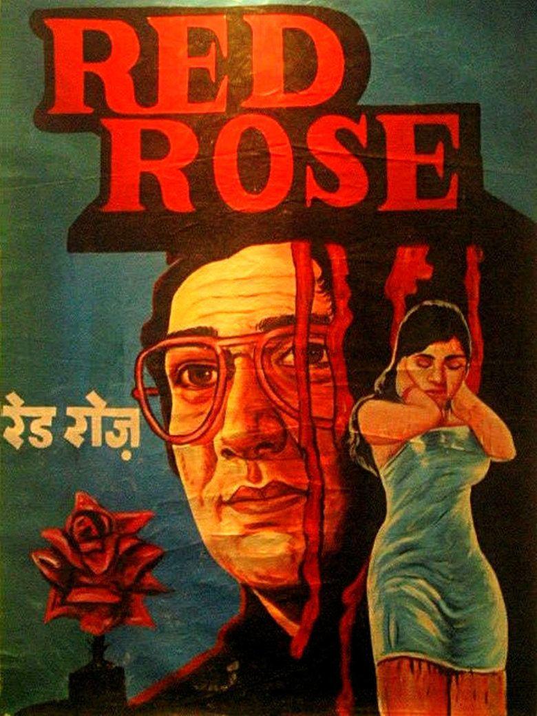 Red Rose (1980 film) movie poster