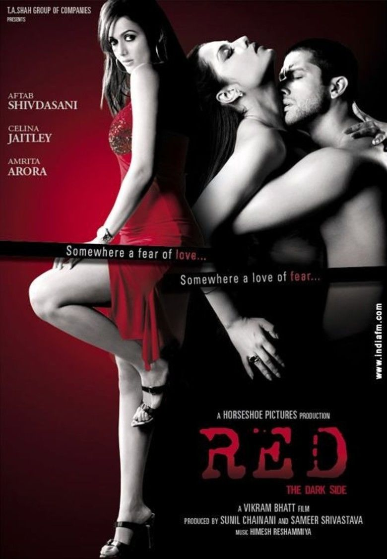 Red: The Dark Side movie poster