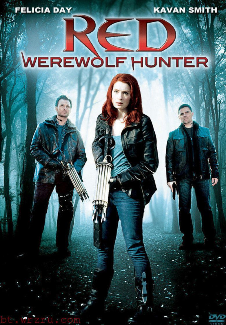 Red: Werewolf Hunter movie poster