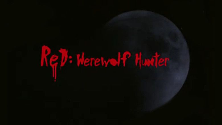 Red: Werewolf Hunter movie scenes