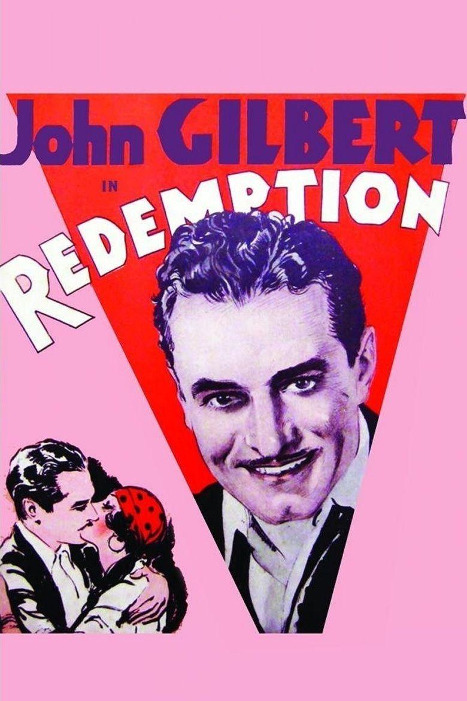 Redemption (1930 film) movie poster