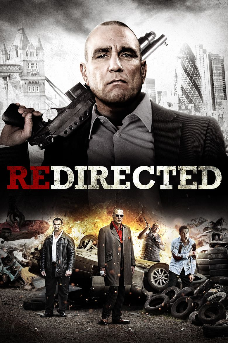 Redirected (film) movie poster