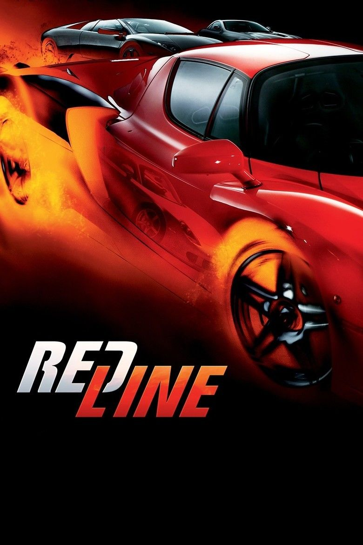 Redline (2007 film) movie poster