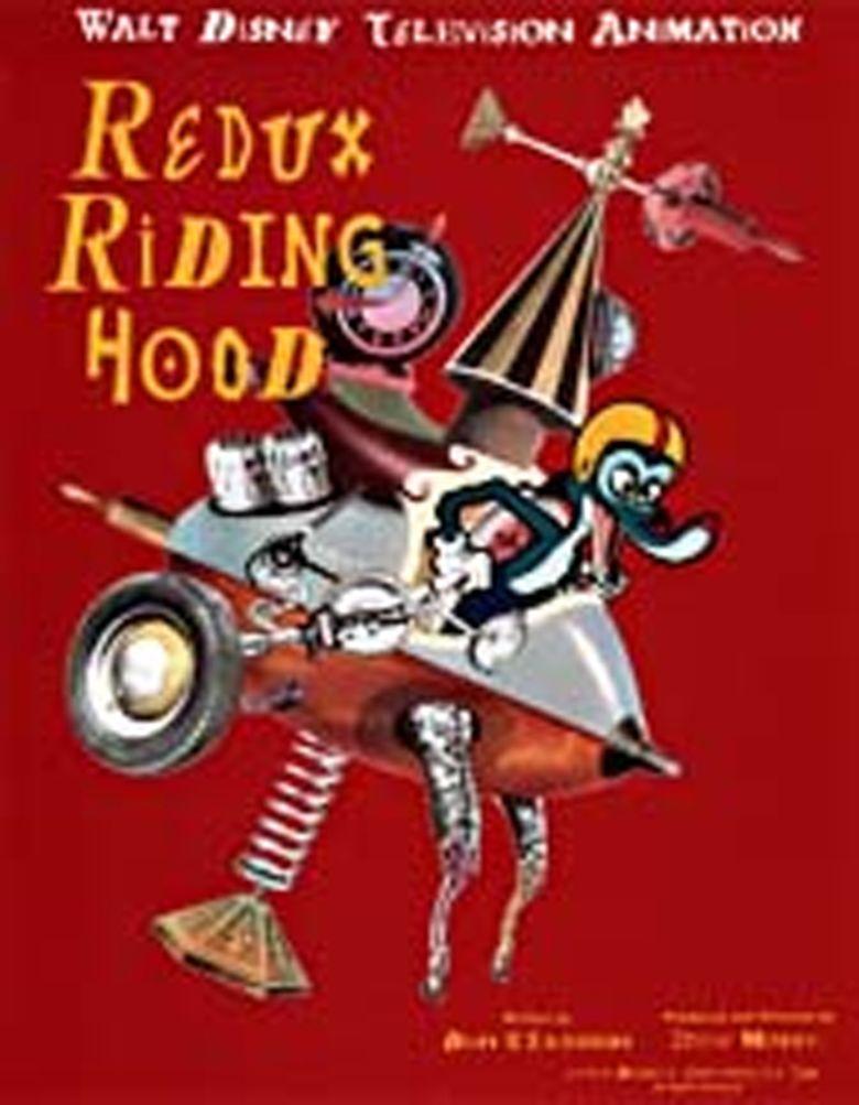 Redux Riding Hood movie poster