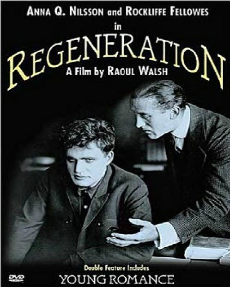 Regeneration (1915 film) movie poster