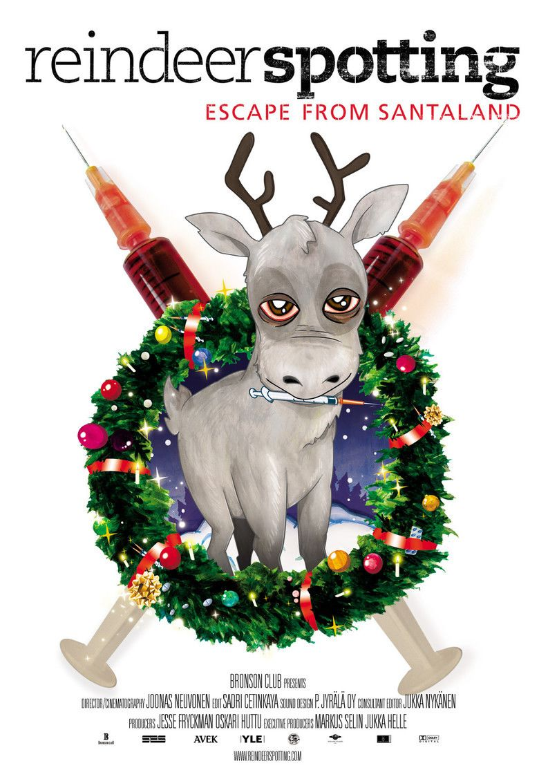 Reindeerspotting: Escape from Santaland movie poster