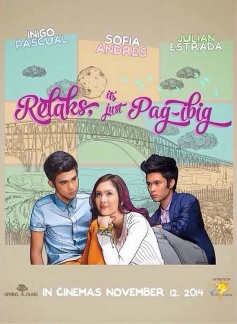 Relaks, Its Just Pag Ibig movie poster