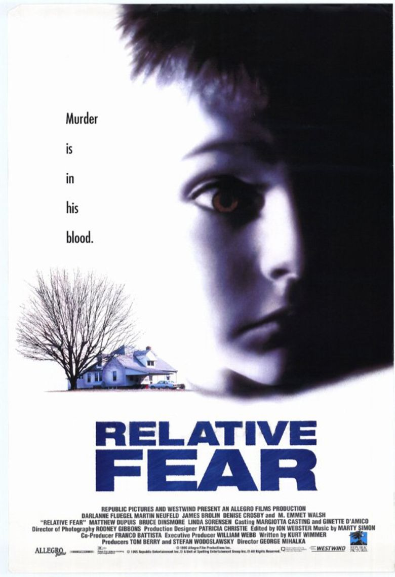 Relative Fear movie poster
