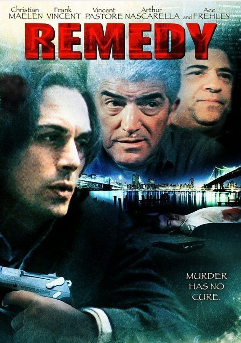 Remedy (film) movie poster