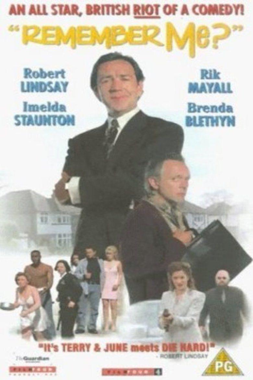 Remember Me (film) movie poster