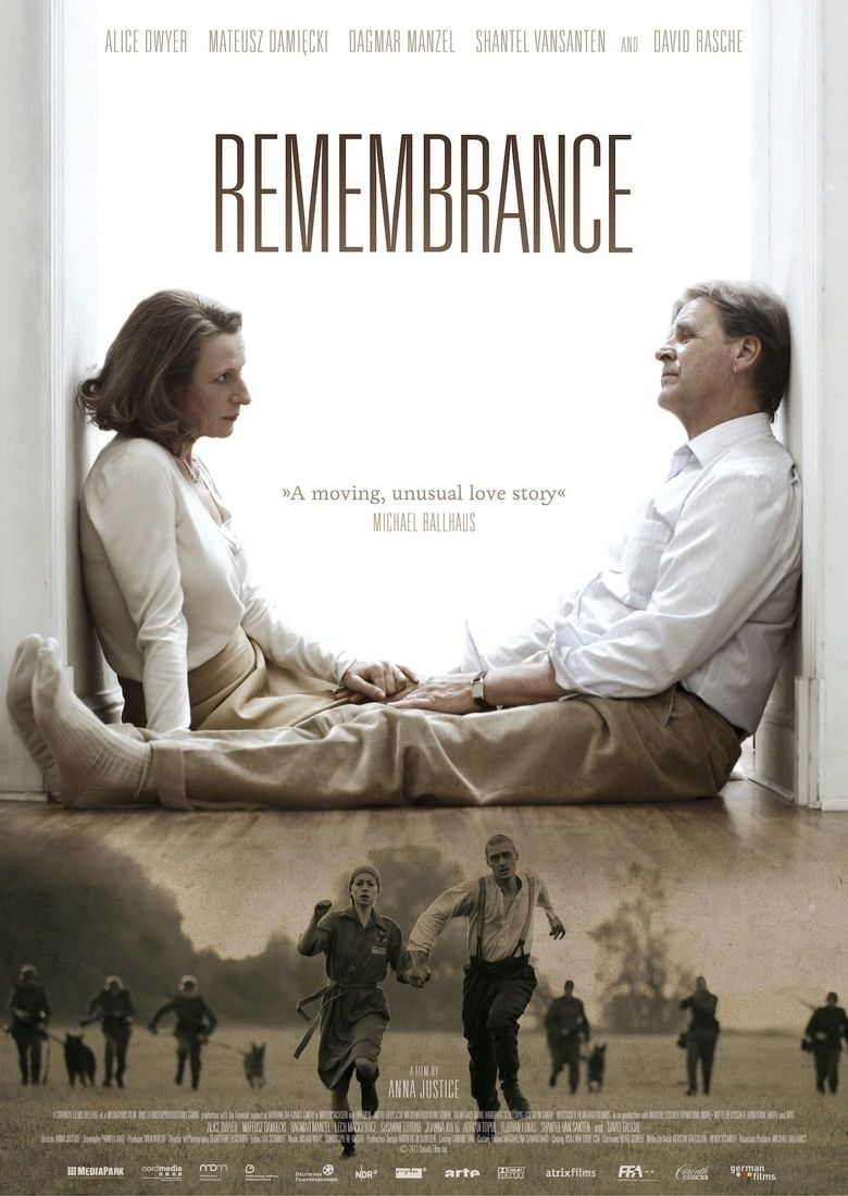 Remembrance (2011 film) movie poster