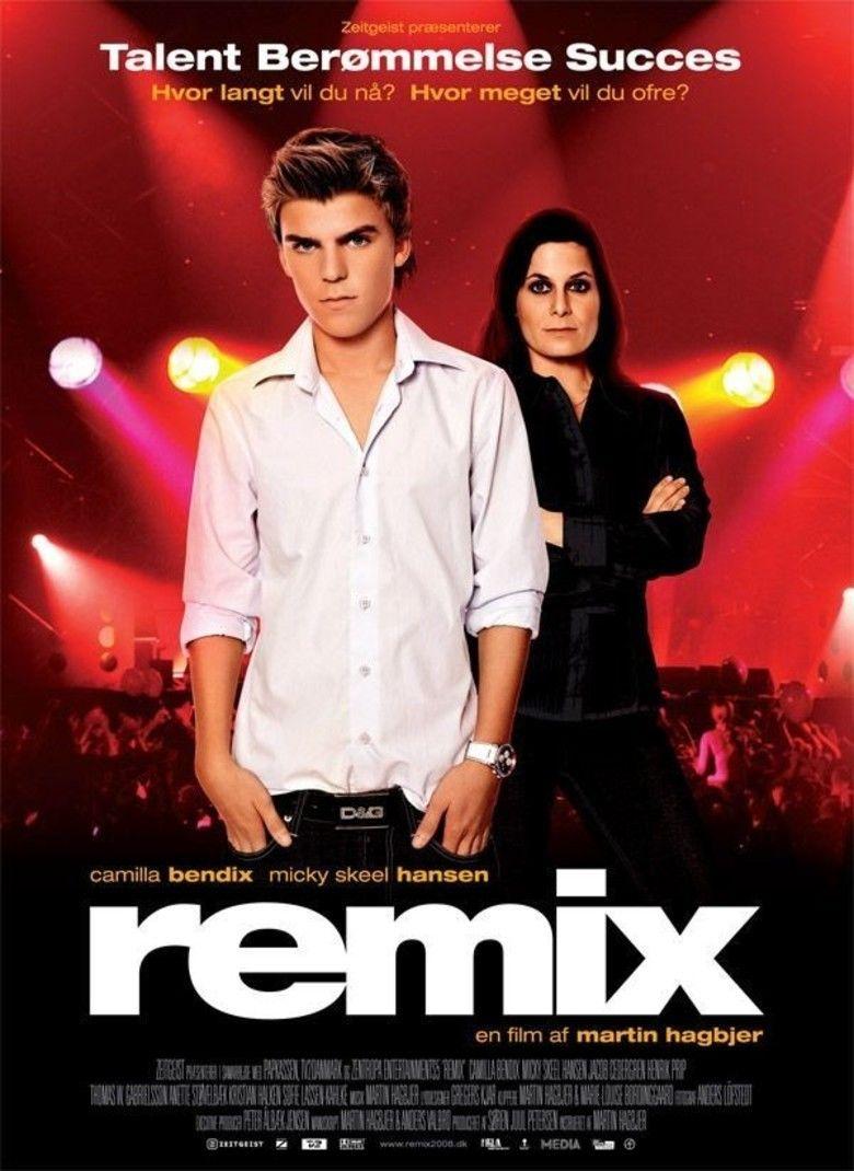 Remix (film) movie poster