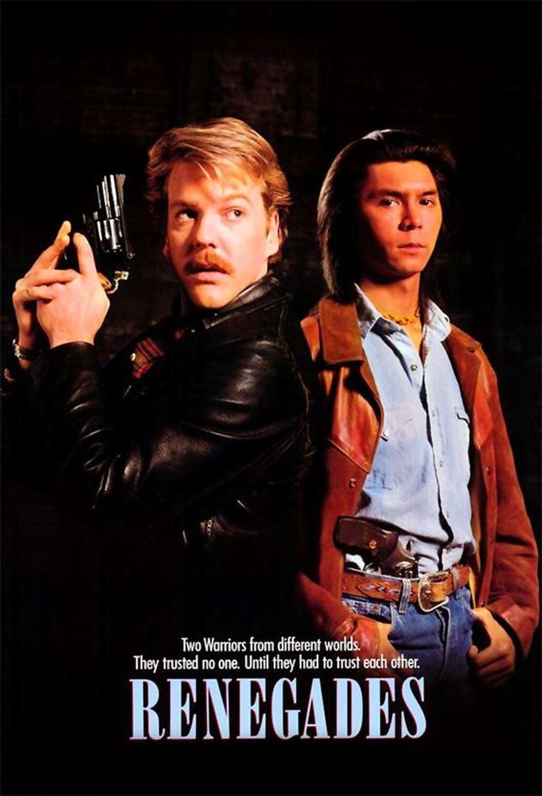 Renegades (1989 film) movie poster