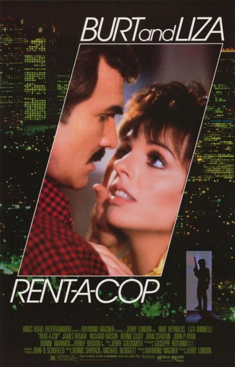 Rent a Cop (film) movie poster