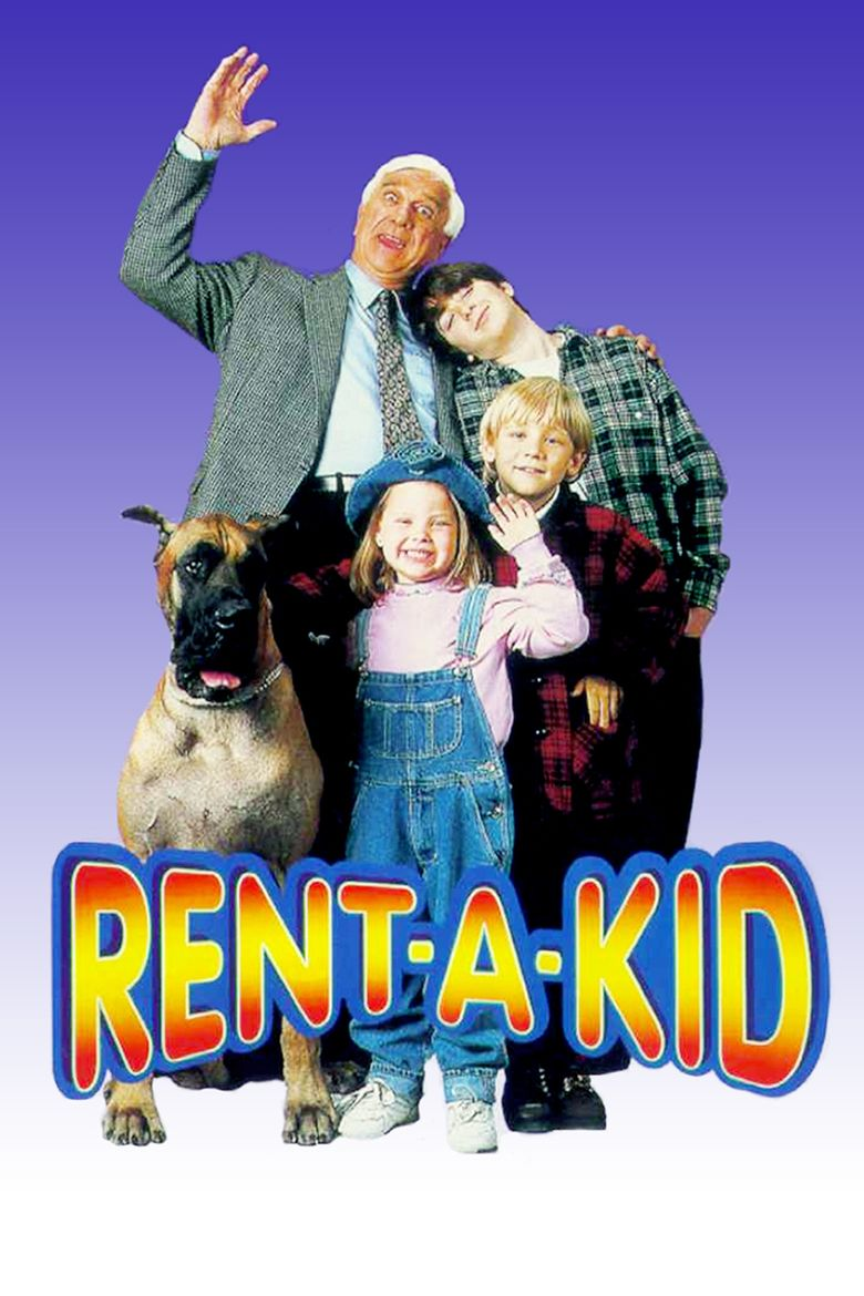 Rent a Kid movie poster