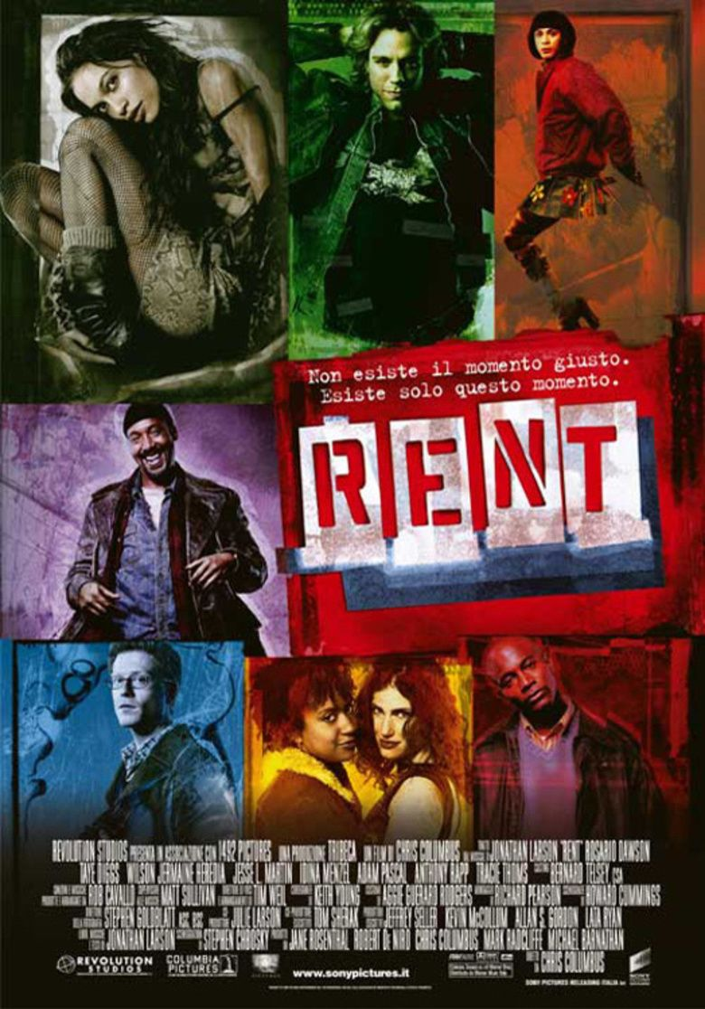 Rent (film) - Alchetro... Rosario Dawson Hiv Positive